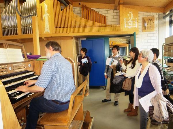 ドイツ国立ピアノ技術専門学校