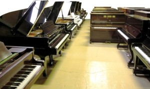 ウイスタリアピアノ技術センター